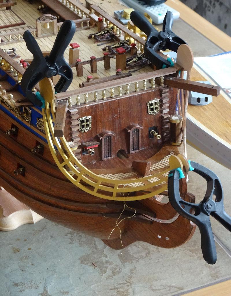 Le Soleil Royal von De Agostini 1 : 70 gebaut von Kurti - Seite 11 S4410