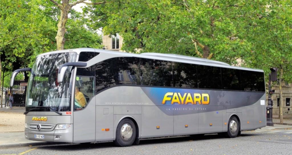 Autocars Fayard  Merced10