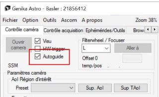 Genika Astro (logiciel de capture de séquences video orienté pour l'imagerie planétaire) Ddd10