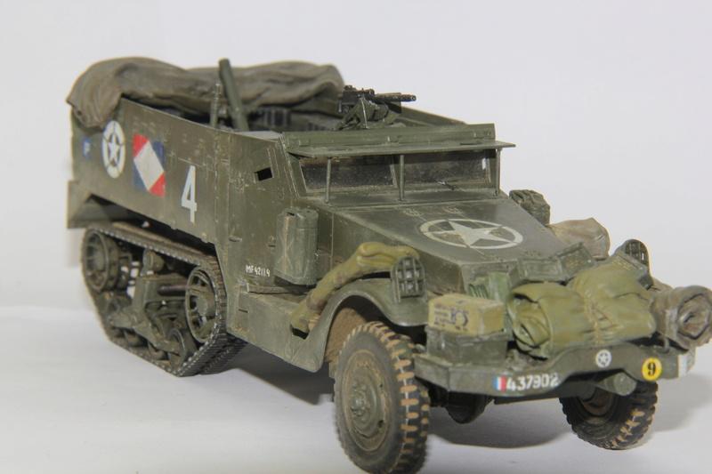 Faites (pas) le zouave - HT M4 - 1/35 -Dragon - Fini !!!!!!!! 00124