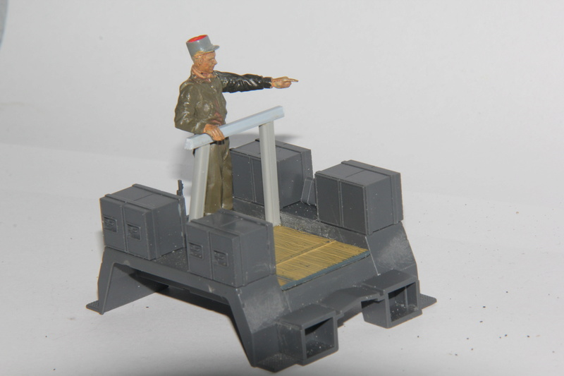 Kfz.69 Krupp Protze FFI Tamiya 1/35 question peinture 00212