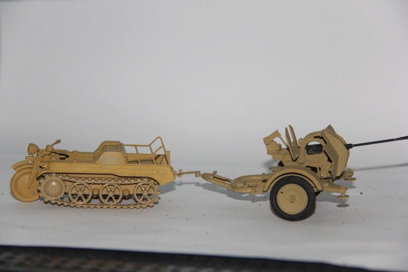 Sd.Kfz. 2 et Flak 38 - Tamiya- 1/35 00215