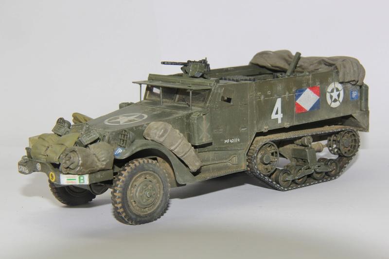 Faites (pas) le zouave - HT M4 - 1/35 -Dragon - Fini !!!!!!!! 00229