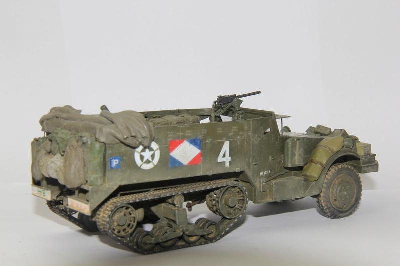 Faites (pas) le zouave - HT M4 - 1/35 -Dragon - Fini !!!!!!!! 00421