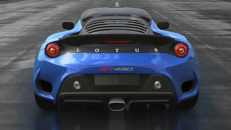 Ben arrivata Evora GT430 Sport 33326_10