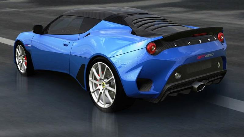 Ben arrivata Evora GT430 Sport 70831_10