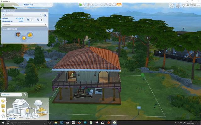 [Clos] Les défis Sims - Niveau 0 - Page 4 Maison10