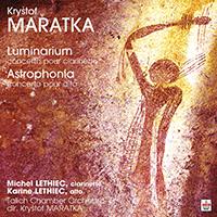 Sorties CD en musique du XXIè siècle Maratk10
