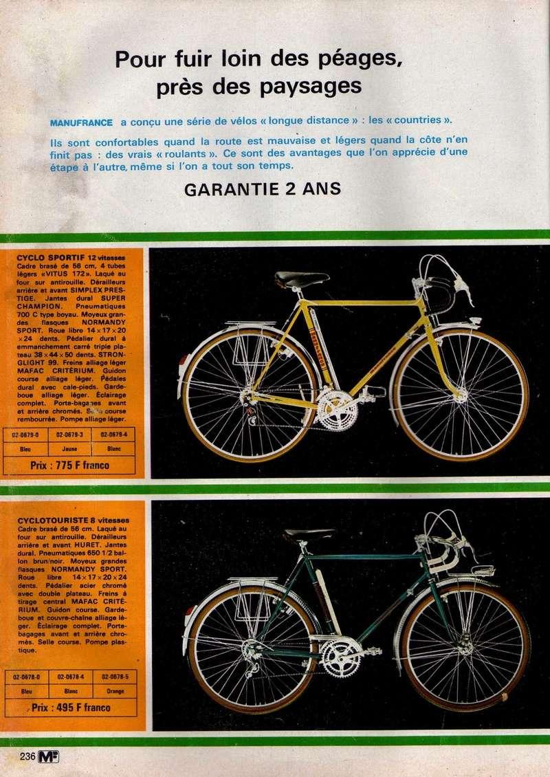 Hirondelle manufrance 1975 Manufr17