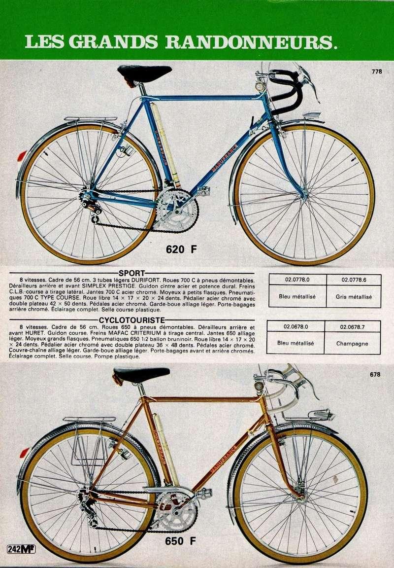 Hirondelle manufrance 1975 Manufr39