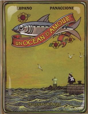 Un ocean d' amour [BD] Couv_210