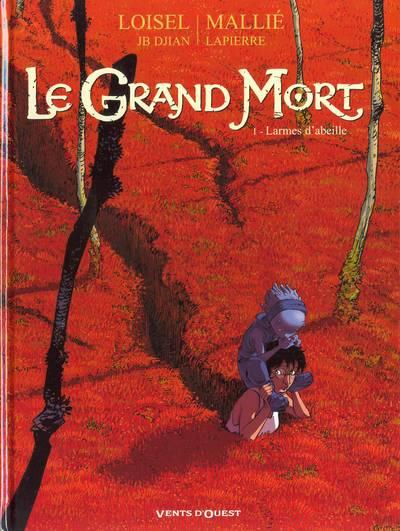 L' Épervier / Le Grand Mort [BD] Grandm10