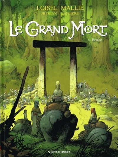 L' Épervier / Le Grand Mort [BD] Grandm11