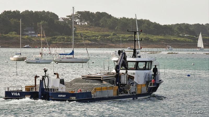 Navires de dessertes ou à passagers, bretons - Page 2 Viga-210