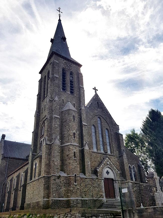 Eglise Sainte-Corneille, Fécher-Soumagne Eglise10