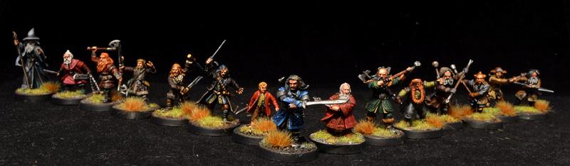 Galerie The Hobbit [Beorn, Aigles, Radagast, Elfes...] - Page 4 Dsc_0411
