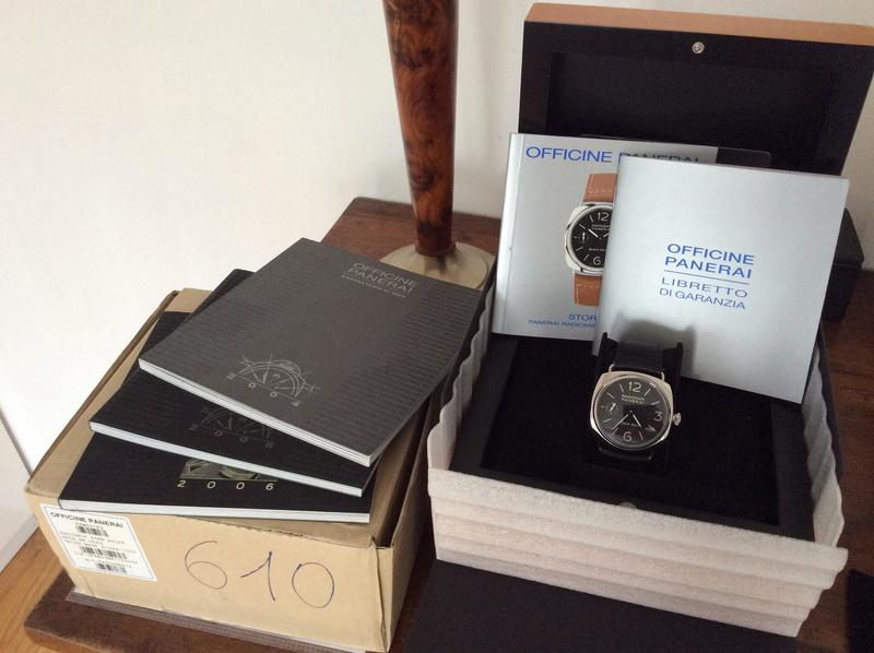 radiomir black seal 1 seule année de production Unname12