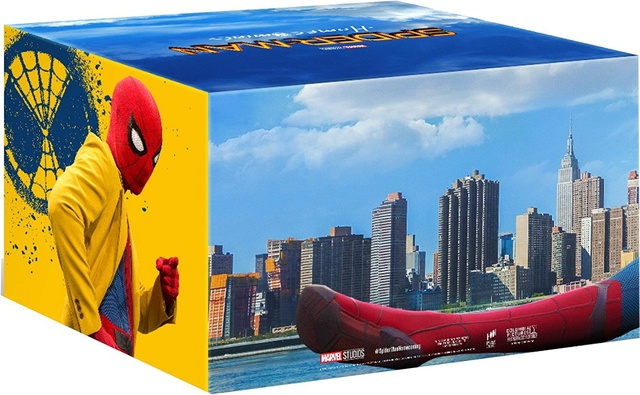 Spiderman : Homecoming 81bwuh12