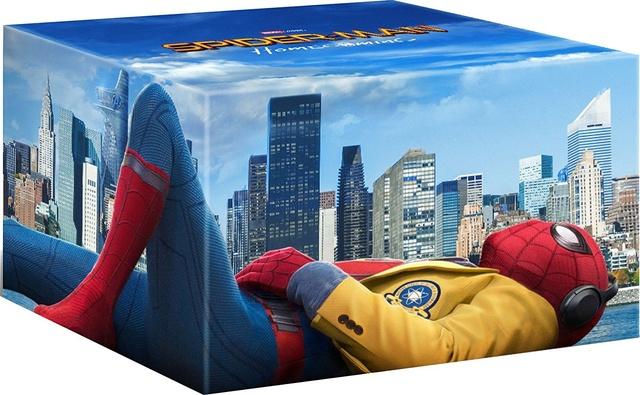 Spiderman : Homecoming 81v-6b12