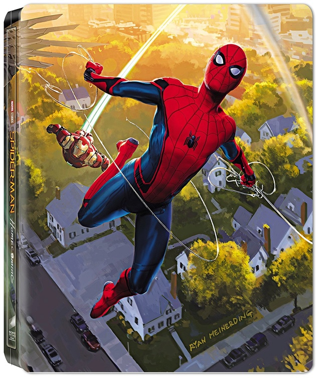 Spiderman : Homecoming 91fhg912