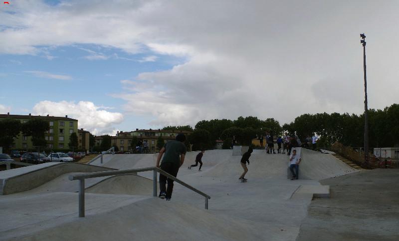 Le skatepark de Rochefort, c'est du béton !!!! Imgp2310