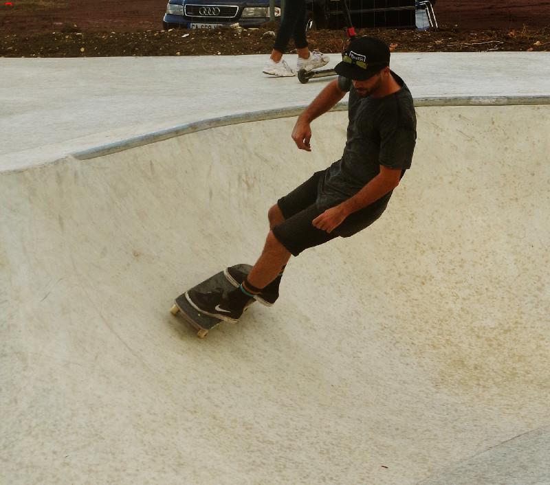 Le skatepark de Rochefort, c'est du béton !!!! Imgp2311
