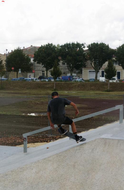 Le skatepark de Rochefort, c'est du béton !!!! Imgp2312