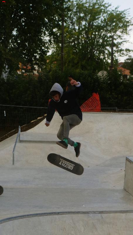 Le skatepark de Rochefort, c'est du béton !!!! Imgp2410