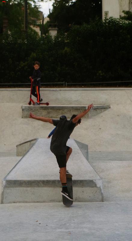 Le skatepark de Rochefort, c'est du béton !!!! Imgp2412