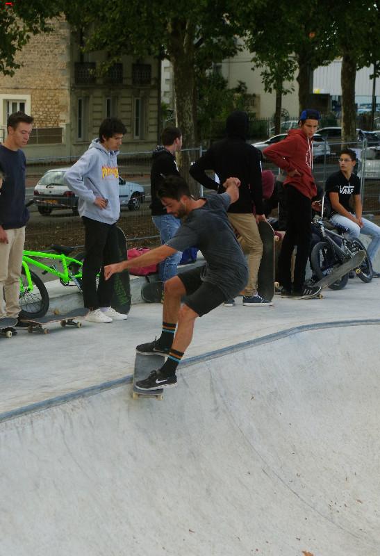 Le skatepark de Rochefort, c'est du béton !!!! Imgp2413