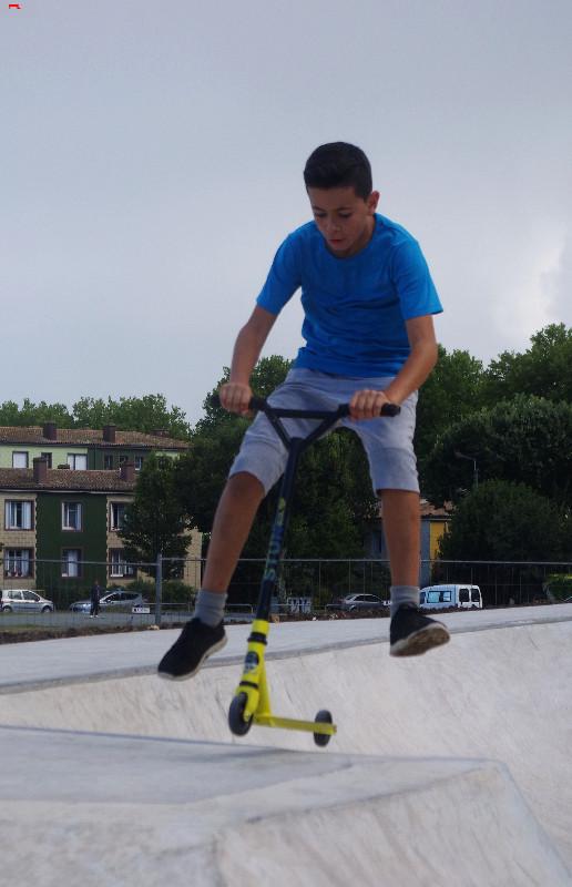 Le skatepark de Rochefort, c'est du béton !!!! Imgp2511