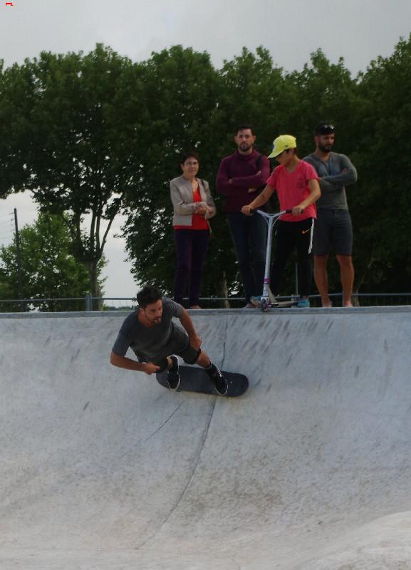 Le skatepark de Rochefort, c'est du béton !!!! Imgp2512