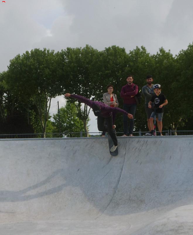 Le skatepark de Rochefort, c'est du béton !!!! Imgp2610