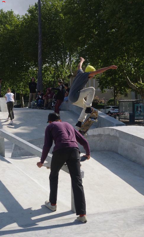 Le skatepark de Rochefort, c'est du béton !!!! Imgp2612