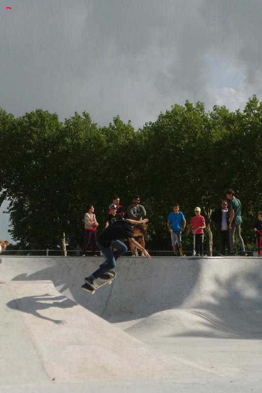 Le skatepark de Rochefort, c'est du béton !!!! Imgp2613