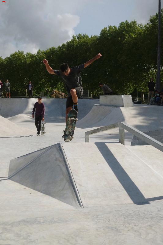 Le skatepark de Rochefort, c'est du béton !!!! Imgp2615