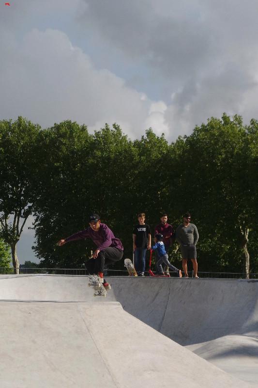 Le skatepark de Rochefort, c'est du béton !!!! Imgp2617