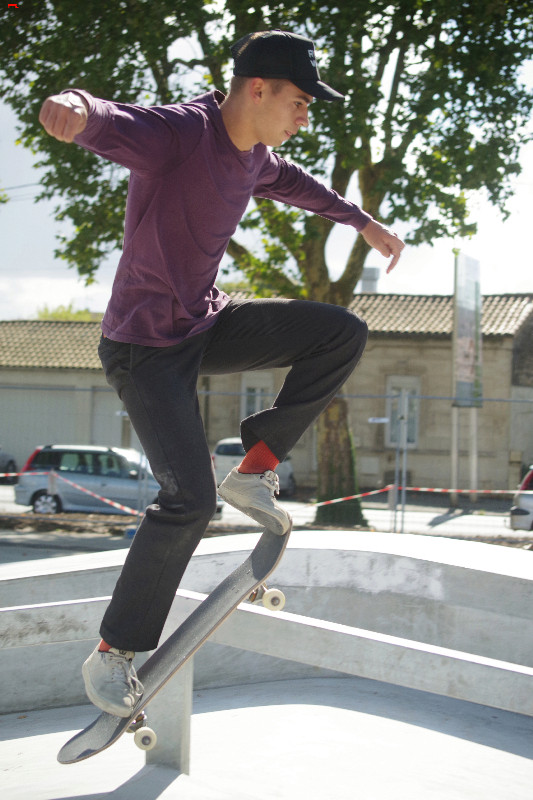 Le skatepark de Rochefort, c'est du béton !!!! Imgp2710