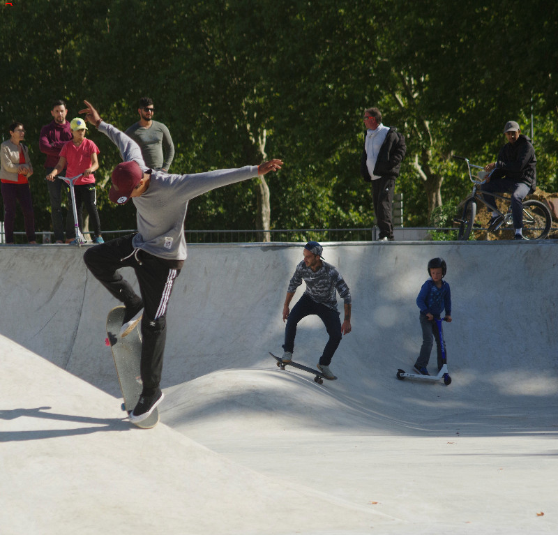 Le skatepark de Rochefort, c'est du béton !!!! Imgp2711