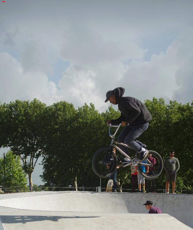 Le skatepark de Rochefort, c'est du béton !!!! Imgp2712