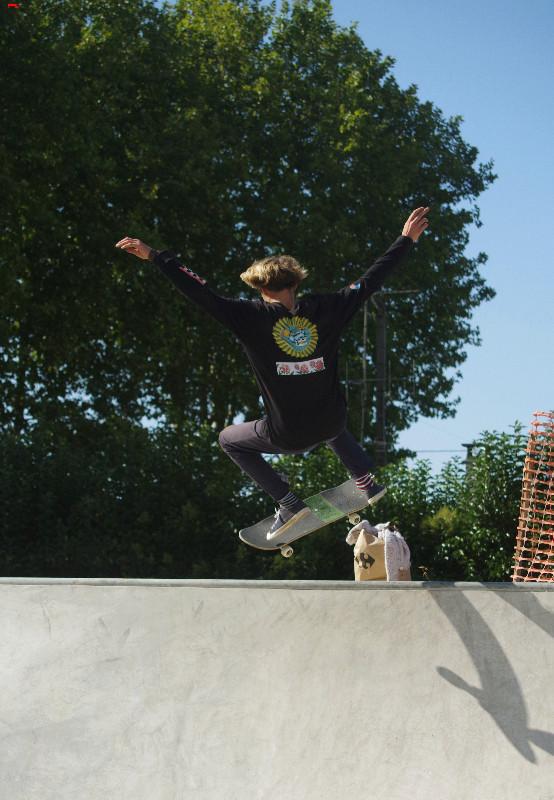 Le skatepark de Rochefort, c'est du béton !!!! Imgp2715