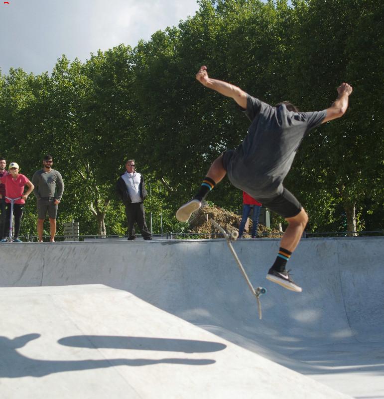 Le skatepark de Rochefort, c'est du béton !!!! Imgp2813