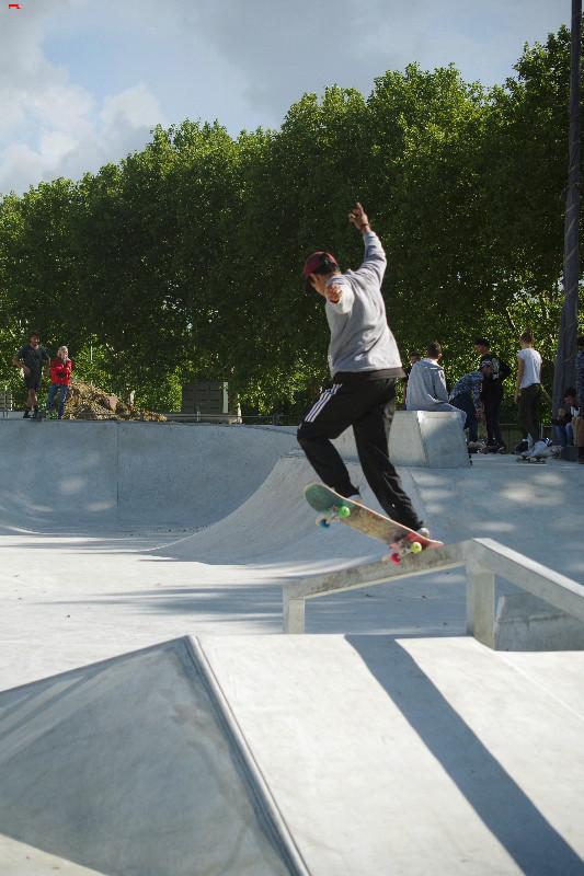 Le skatepark de Rochefort, c'est du béton !!!! Imgp2814