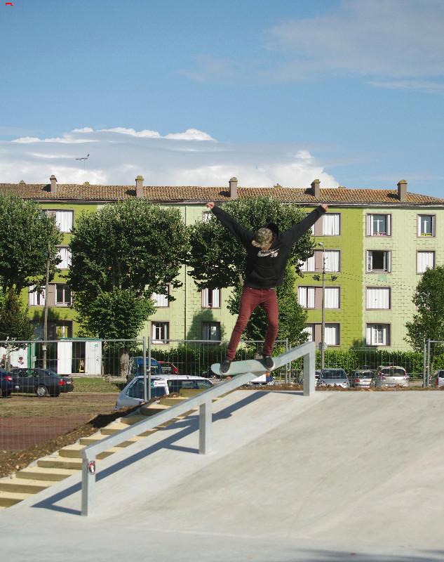 Le skatepark de Rochefort, c'est du béton !!!! Imgp2912