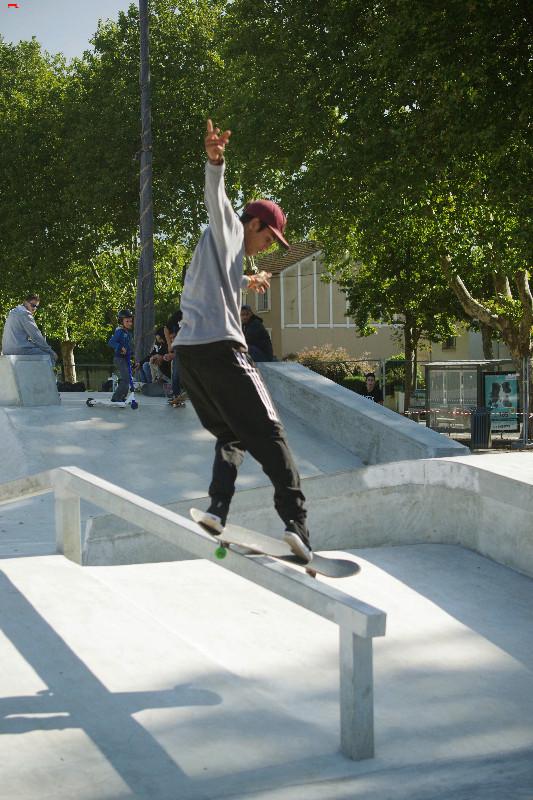 Le skatepark de Rochefort, c'est du béton !!!! Imgp2914