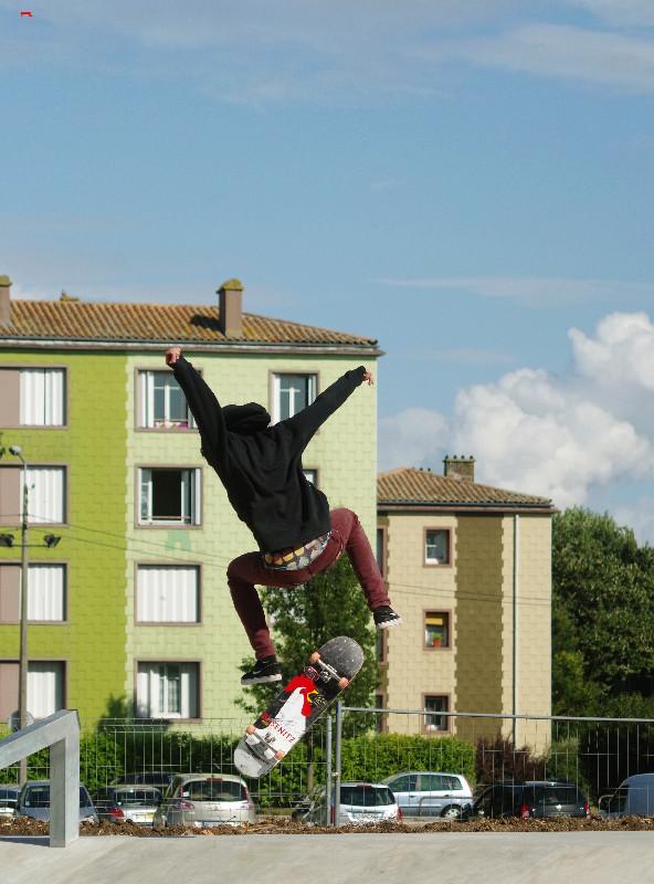 Le skatepark de Rochefort, c'est du béton !!!! Imgp2916