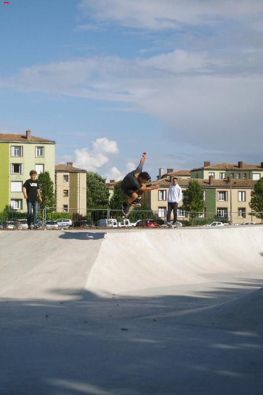 Le skatepark de Rochefort, c'est du béton !!!! Imgp2917