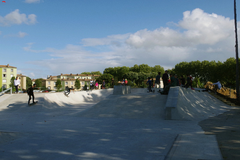 Le skatepark de Rochefort, c'est du béton !!!! Imgp2918