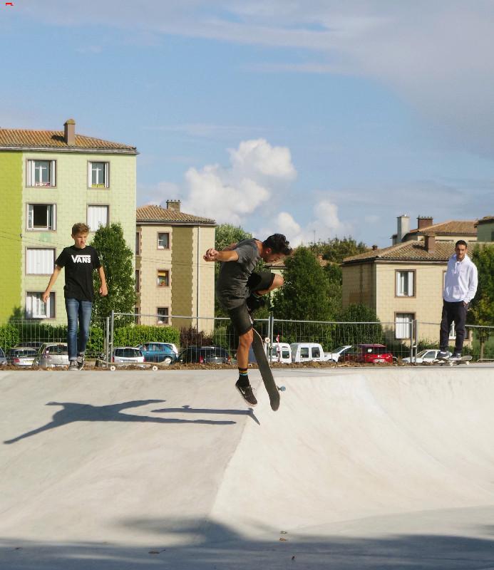Le skatepark de Rochefort, c'est du béton !!!! Imgp2919