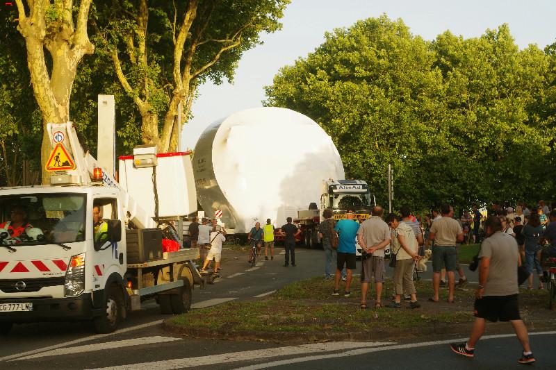 Belouga XL la traversée de Rochefort Imgp8912